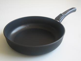 Сковорода со съемной ручкой
