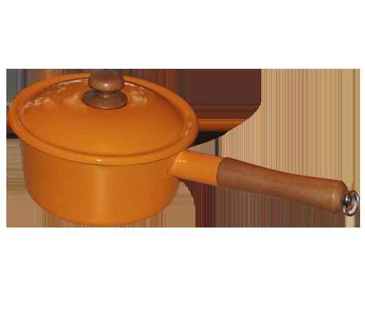 Оранжевый Ковш